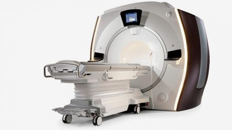 Novo aparelho de Ressonância Magnética no IMEB