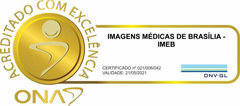 Brasília tem sua primeira clínica de diagnóstico por imagem acreditada com Certificação de Excelência da ONA