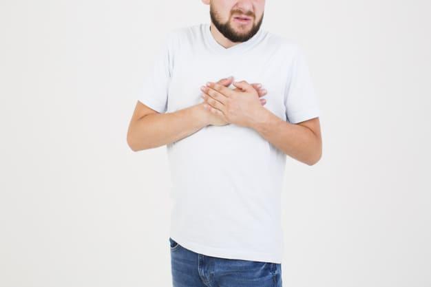 ataque cardíaco tipos sintomas