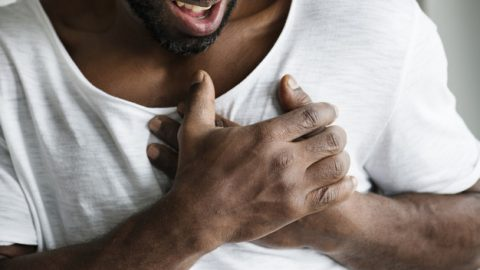 O que causa o infarto?